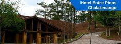 Fotos, opiniones y datos de contacto del Hotel Entre Pinos en San Ignacio, Chalatenango, El Salvador.