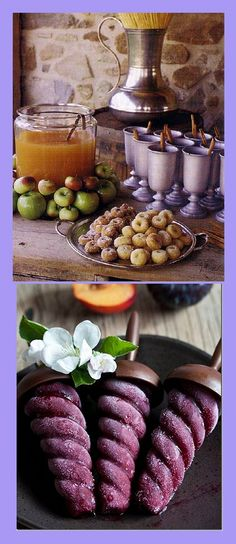 Spiced apple cider, Spiced apples and Sorbet on Pinterest