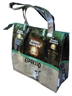 Coffee handbags | Douwe Egberts Espresso by Italian Entertainment And More