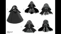 Previously Unreleased Star Wars The Force Awakens Concept Art