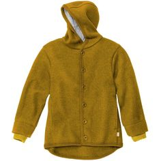 Boiled Wool Jacket by disana — Chasing Windmills Boiled Wool Jacket, Lifestyle Store, Kids Coats, Schneider, Merino Wool, Organic Cotton, Overalls, Raincoat, Men Sweater