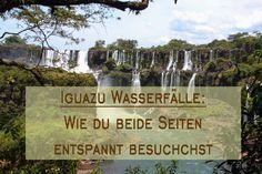 Tipps für deinen Besuchen der gigantischen Iguazu Wasserfälle.
