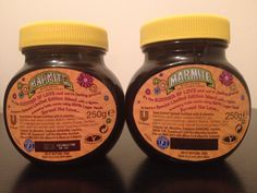 Marmite Summer of Hate + Summer of Love Unilever Preproduction Prototype - RARE in Collectables, Advertising, Food Hate Summer, Marmite, Jars, Advertising, Ebay, Food, Pots, Commercial Music, Vases