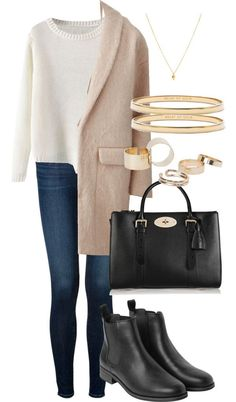 Winter fashion 622059767269503454 - – Outfits – – Outf… – (notitle) – Outfits – Source by Winter Fashion Outfits, Fall Winter Outfits, Look Fashion, Autumn Winter Fashion, Womens Fashion, Fashion Clothes, Clothes Women, Hijab Fashion, Chic Fall Fashion