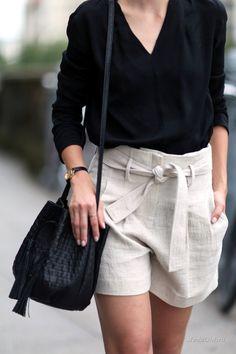 Мода и стиль: Лён – базовая классика или модное фиаско. Как носить одежду из льна