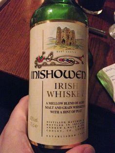 Inishowen Irish Whiskey