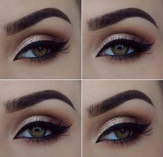 Image result for worst prom makeup