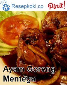 Resep Ayam Penyet Diah