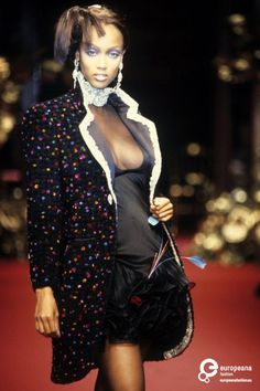 52 Hirondelle Christian Dior, Autumn-Winter 1994, Couture   Christian Dior Christian Dior, Autumn-Winter 1994, Couture   Christian Dior