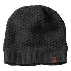 Timberland - Men's Slouchy Knit Beanie