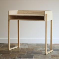 Bureau Design, Pallet Furniture, Modern Furniture, Furniture Design, Study Table Designs, Interior Decorating, Interior Design, Wood Desk, Furniture Inspiration