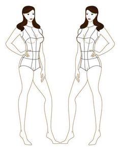 costume design concept board template - Google Search