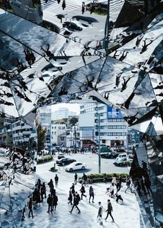 Deja Vu - Tokyu Plaza Omotesando Harajuku [OC][40005600]