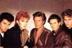 My Favorite poster of Duran Duran...This was on my wal, in my locker and taped to the cover of every note book I had...Thanks for the memories..