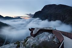 German photographer Ken Schluchtmann documents over 12,000 miles of Norway's rugged landscape.