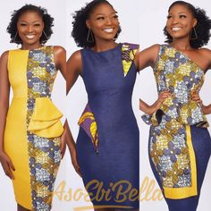 Try out this amazing beautiful Ankara dress we have for you ,This specially Ankara dress we selected for you will make you look Fabulous and stand out in any Occasion or Event ,you Lady of styles attend. African Fashion Ankara, Latest African Fashion Dresses, African Dresses For Women, African Print Dresses, African Print Fashion, African Attire, Ankara Dress Styles, African Style, Moda Retro