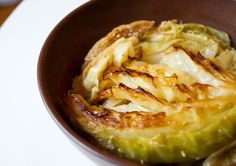 Bon Appétempt: Cream-Braised Green Cabbage