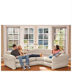 Intex Corner Sofa - Shop Stoneberry on Credit