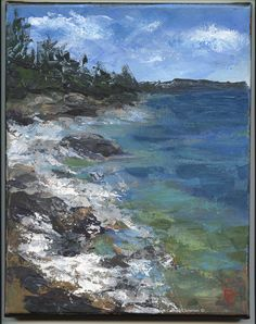 Ebay Paintings, Auction, Canvas, Water, Outdoor, Water Water, Aqua, Outdoors, Outdoor Games