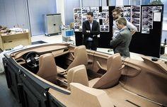 OG |2015 Kia Sportspace Concept | Full-size interior buck