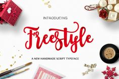 Freestyle by Groens on @creativemarket