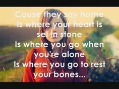 Home by Gabrielle Aplin (Lyrics) - YouTube