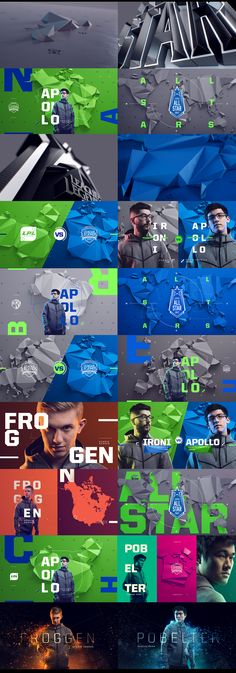 Concepts designs for the league of legends ALL STAR 2017 event. Web Design, Layout Design, Logo Design, Sports Graphic Design, Graphic Design Typography, Sport Design, Sports Graphics, Motion Design, Design Reference