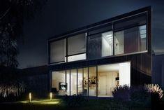 SINGLE FAMILY HOUSE IN BORDEAUX on Behance
