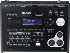 Roland TD30 Drum Sound Module for V-Pro® Series V-Drums
