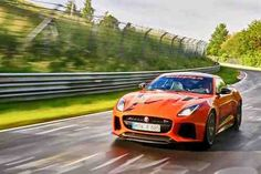 The Jaguar Co-Pilot Nordschleife programme launches with the chance to be blasted round the Nurburgring in the Jaguar F-Type SVR as a passenger. New Jaguar F Type, Mercedes Amg Gt R, Bae, Pilot, Tata Motors, Jaguar Land Rover, Cars Uk, Class Pictures, World Famous