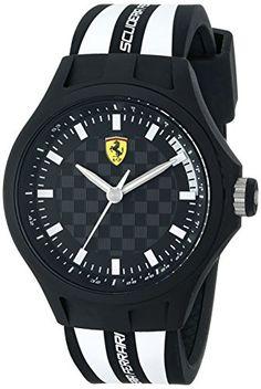 Ferrari Men's 0830191 Pit Crew Analog Display Quartz White Watch - http://www.caraccessoriesonlinemarket.com/ferrari-mens-0830191-pit-crew-analog-display-quartz-white-watch/  #0830191, #Analog, #Crew, #Display, #Ferrari, #MenS, #Quartz, #Watch, #White #Enthusiast-Merchandise, #Ferrari