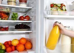 De olho na geladeira