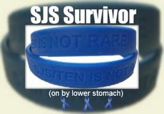 I survived through most horrible disease I have ever heard of! Stevens Johnson Syndrome. Learn it, research it and be aware. Find out about SJS before it finds out about you or someone you love.