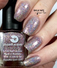 Lilypad Lacquer - Stay Beautiful (anniversary exclusive-Rainbow Connection) BN $12