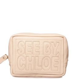 Trousse from See by Chloé! Gucci Soho Disco, See By Chloe, Bags, Fashion, Handbags, Moda, Fashion Styles, Fashion Illustrations, Bag