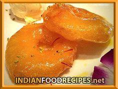 Apple Jalebi Recipe , Indian Food Recipes http//www.indianfoodrecipes.net