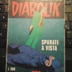 Usato Diabolik 1978