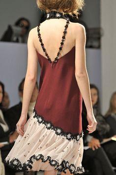 Rodarte at New York Fashion Week Fall 2012.        Start Over      Designers A-Z