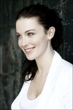 Bridget Regan...there is something hauntingly beautiful about this woman.