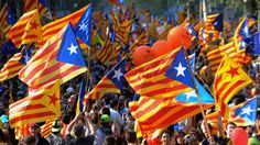 "Diada de Catalunya; Catalonia, Spain; September 11; Memorializes Catalonia's original loss of independence to Spain in 1714. La Diada is a day of political demonstrations, fireworks, parades with giants and ""bigheads,"" dancing the sardana, and rousing choruses of the Catalan national song."