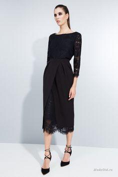 Женская мода: Новогодняя коллекция Favorini 2016-2017