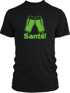 Big Texas Flemish Cheers (Green) Vintage Tri-Blend T-Shirt