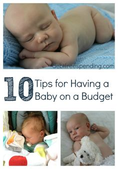 Check out my top 10 tips for having a baby on a budget. My son was born last year, so these are my best tips! :) What tips do you have? Comment them below!