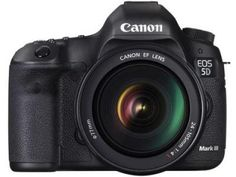 Canon EOS 5D MK III Camera & 24-105mm Lens kit
