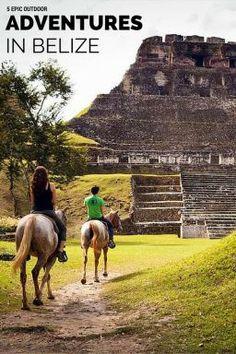 5 Epic Outdoor Adventures in #Belize — #Travel via @mappingmegan