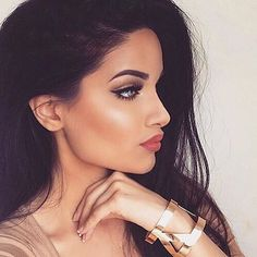 Gorgeous Makeup: Tips and Tricks With Eye Makeup and Eyeshadow – Makeup Design Ideas Makeup On Fleek, Flawless Makeup, Gorgeous Makeup, Pretty Makeup, Love Makeup, Skin Makeup, Makeup Inspo, Makeup Inspiration, Flawless Skin