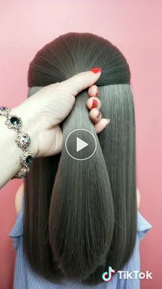Vídeo corto de 冰冰姐 吖 con original sound hairstyle_bing New Hair Styles Pretty Hairstyles, Girl Hairstyles, Braided Hairstyles, Popular Hairstyles, Hair Day, New Hair, Girl Hair Dos, Hair Girls, Long Hair Video