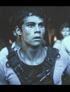 """Dylan in """"The Maze Runner"""" omfgggggg ❤"""