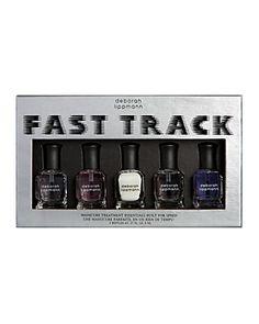 Deborah Lippmann Fast Track Set | Bloomingdale's