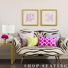 shop seating at clay
